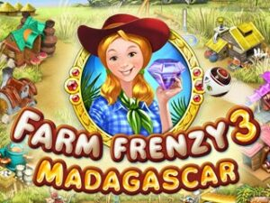 لعبة Farm Frenzy 3 - Madagascar