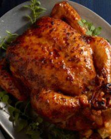 طريقة عمل دجاج الفرن