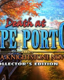 لعبة Death at Cape Porto – A Dana Knightstone Novel Collector's Edition كاملة للتحميل