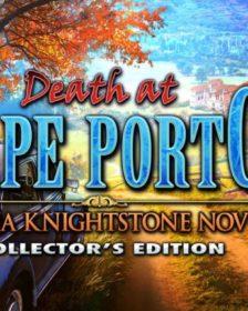 لعبة Death at Cape Porto – A Dana Knightstone Novel Collector's Edition كاملة للتحميل