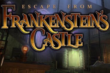 لعبة Escape from Frankenstein's Castle كاملة للتحميل
