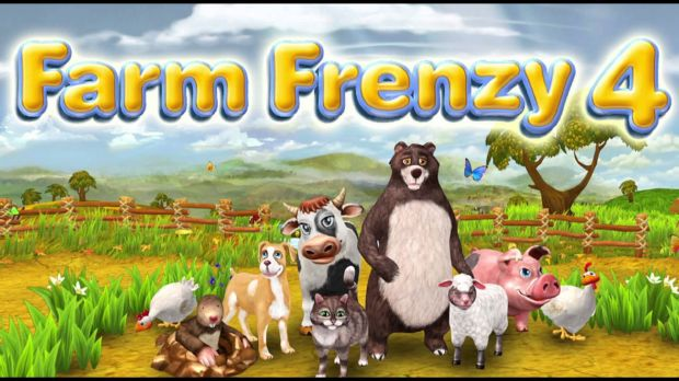 لعبة Farm Frenzy 4 كاملة للتحميل