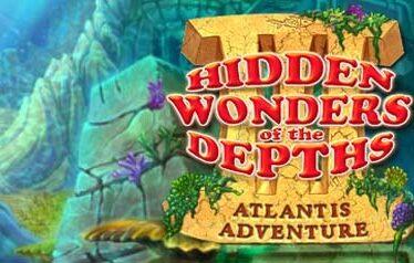لعبة Hidden Wonders of the Depths 3 - Atlantis Adventures كاملة للتحميل