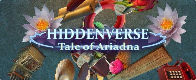 لعبة Hiddenverse - Tale of Ariadna كاملة للتحميل