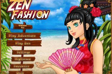 لعبة Zen Fashion كاملة للتحميل