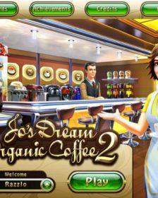 لعبة Jo's Dream - Organic Coffee 2 كاملة للتحميل