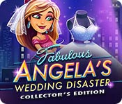 لعبة Fabulous - Angela's Wedding Disaster Collector's Edition كاملة للتحميل