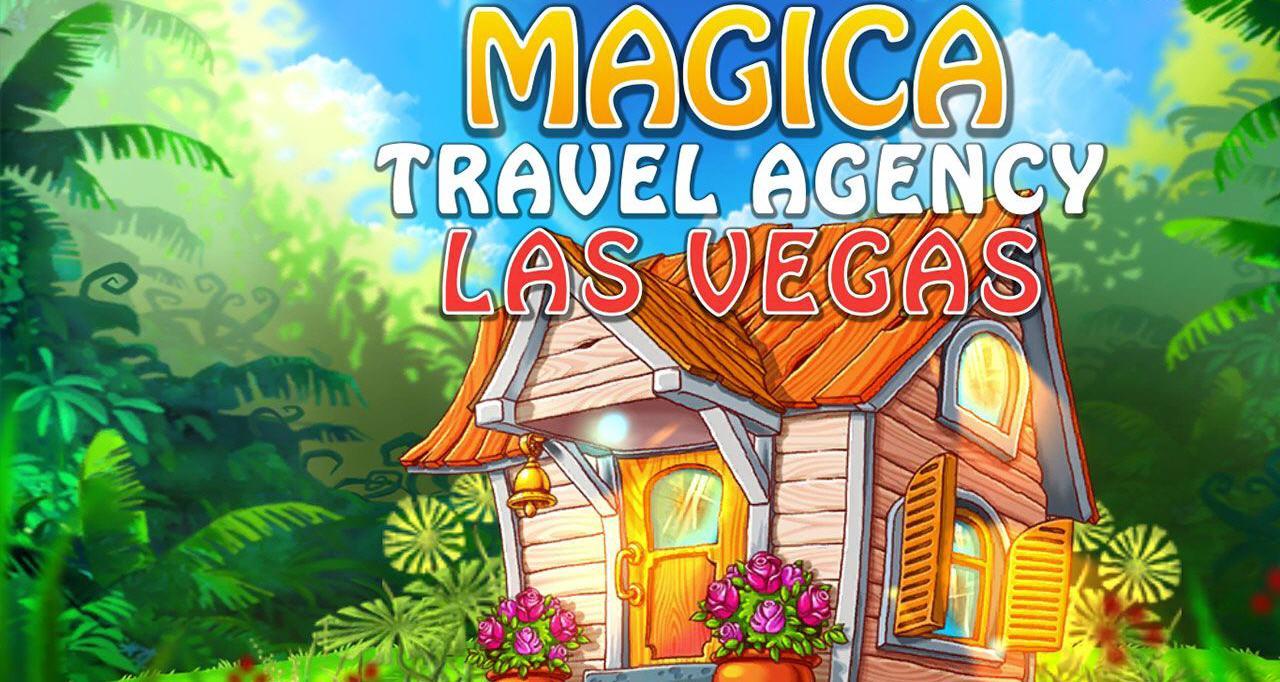 لعبة Travel Agency Magica - Las Vegas كاملة للتحميل