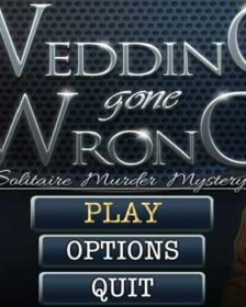 لعبة Wedding Gone Wrong - Solitaire Murder Mystery كاملة للتحميل