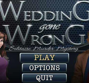 لعبة Wedding Gone Wrong - Solitaire Murder Mystery كاملة للتحميل