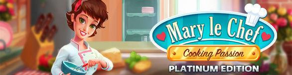 لعبة Mary le Chef - Cooking Passion Platinum Edition كاملة للتحميل