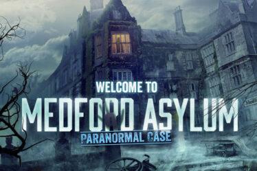لعبة Medford Asylum - Paranormal Case كاملة للتحميل