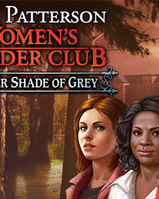 لعبة Women's Murder Club - A Darker Shade of Grey كاملة للتحميل