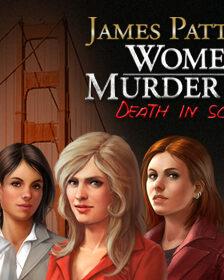 لعبة Women's Murder Club - Death in Scarlet كاملة للتحميل