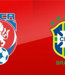 Brazil vs Czech Republic
